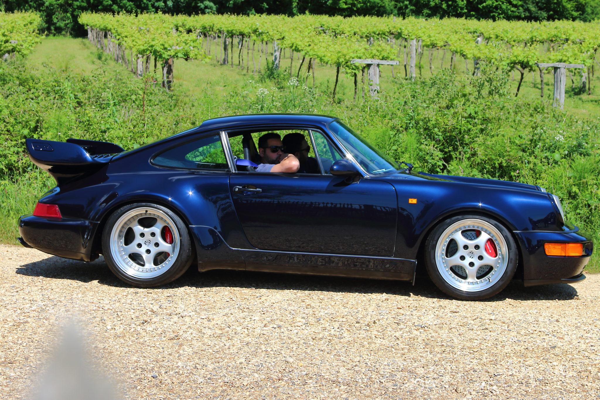 Beaulieu's Simply Porsche – A Pictorial