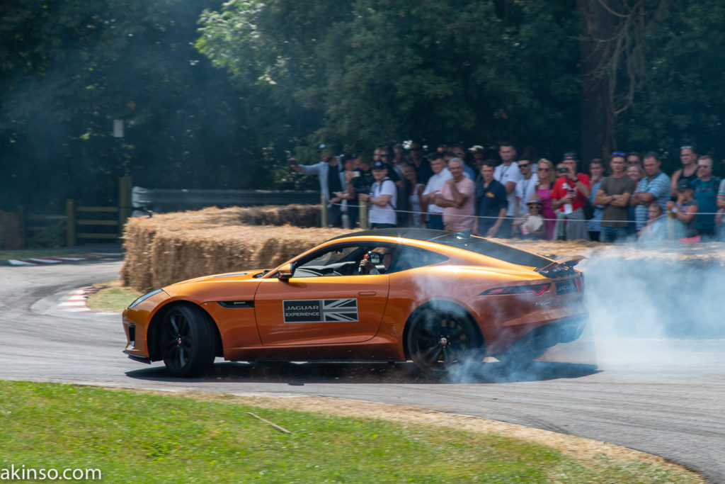 Jaguar, Goodwood Festival of Speed. FoS