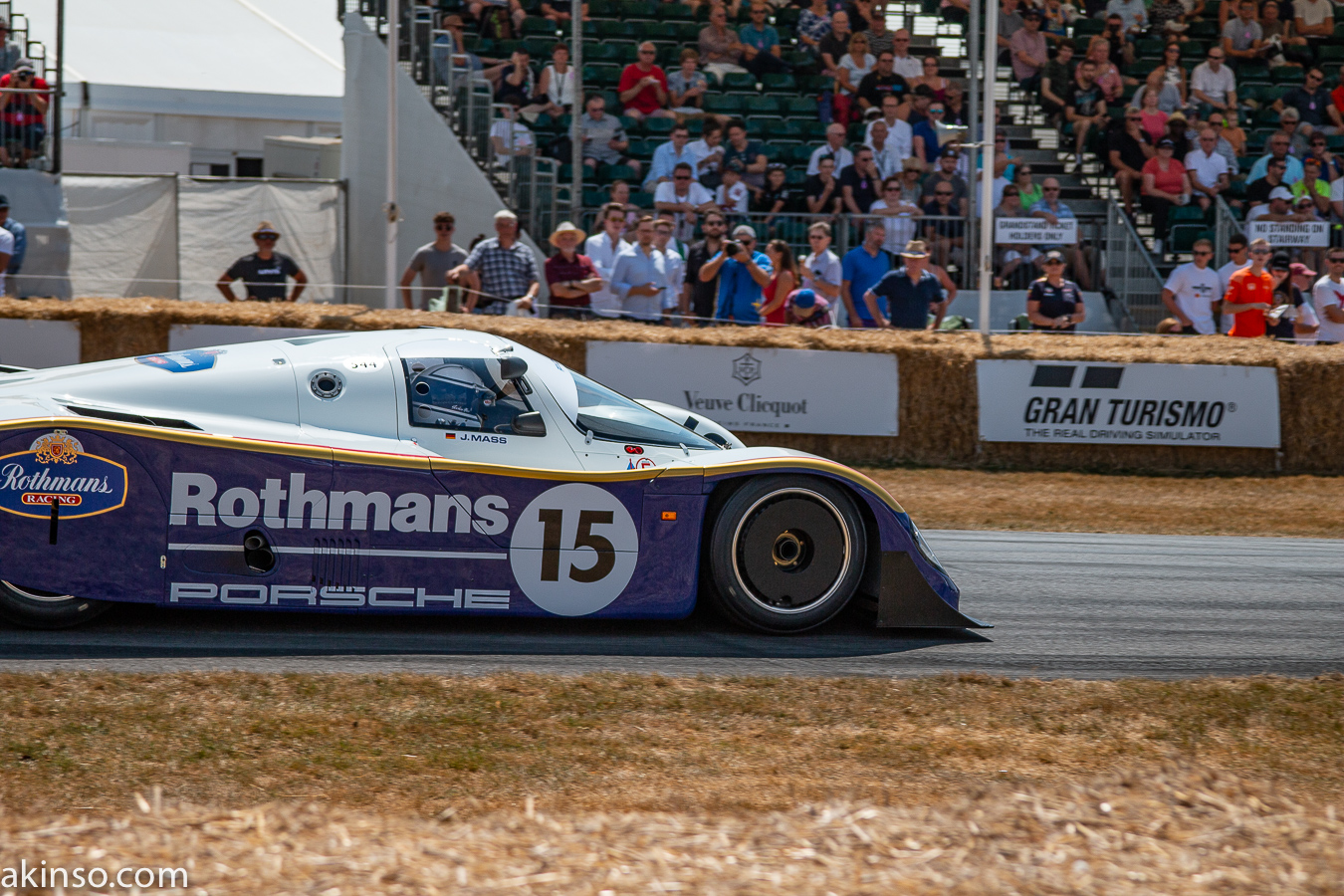 The Goodwood Festival of Speed – A Pictorial