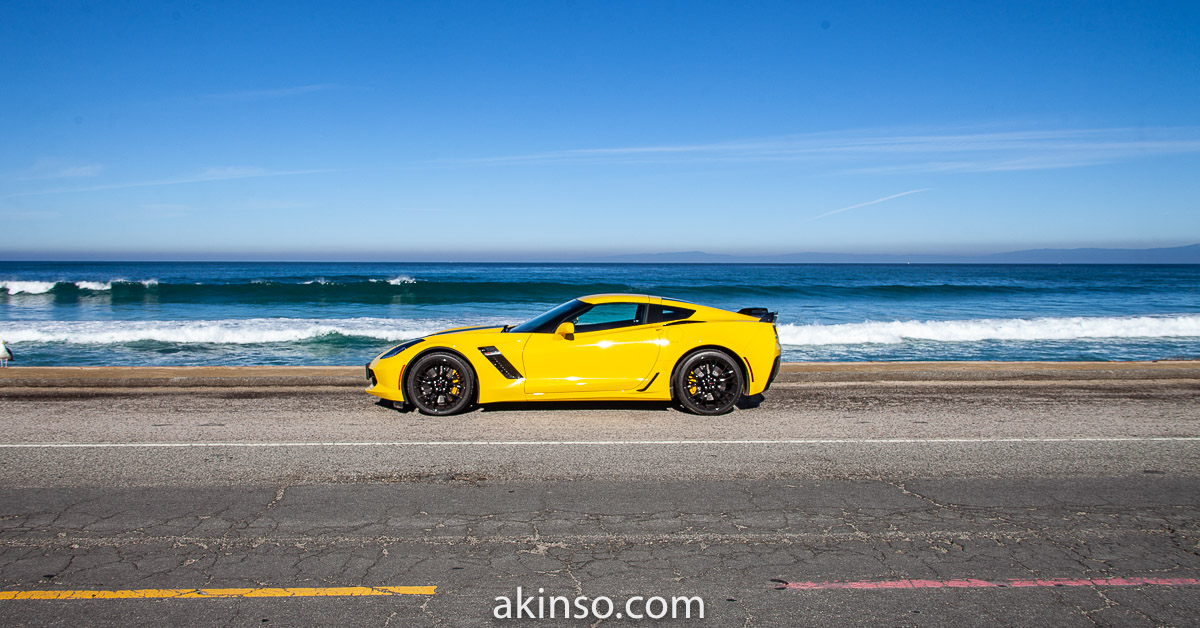 The Big Sur by Corvette