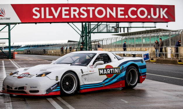 A Silverstone Trackday